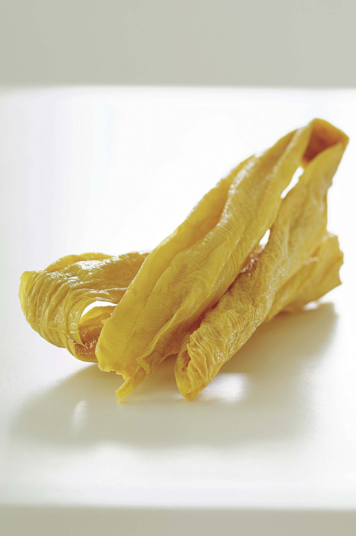 how to cook bean curd skin
